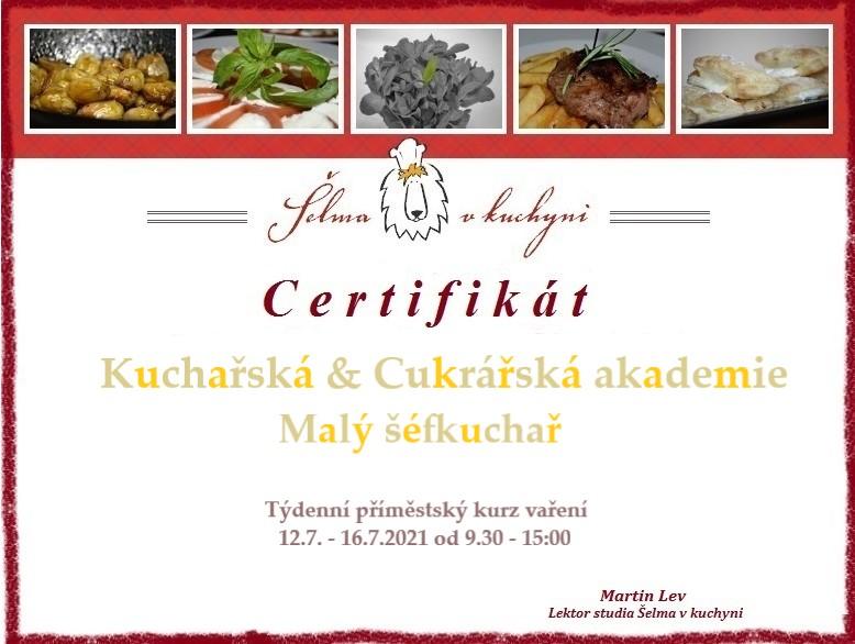 Kuchařská & Cukrářská akademie